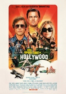 Once Upon a Time in Hollywood - German Movie Poster (xs thumbnail)