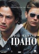 My Own Private Idaho - Polish DVD movie cover (xs thumbnail)