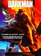 Darkman - German DVD movie cover (xs thumbnail)