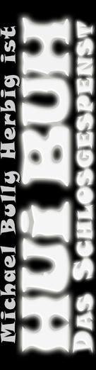 Hui Buh - Das Schlossgespenst - German Logo (xs thumbnail)