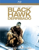 Black Hawk Down - Spanish Blu-Ray cover (xs thumbnail)