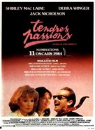 Terms of Endearment - French Movie Poster (xs thumbnail)