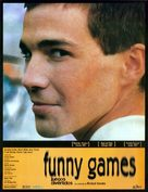 Funny Games - Spanish Movie Poster (xs thumbnail)