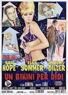 Boy, Did I Get a Wrong Number! - Italian Movie Poster (xs thumbnail)