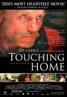 Touching Home - Movie Poster (xs thumbnail)
