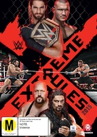 WWE Extreme Rules - New Zealand DVD movie cover (xs thumbnail)