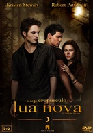 The Twilight Saga: New Moon - Brazilian Movie Poster (xs thumbnail)