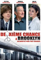 The Angriest Man in Brooklyn - French DVD cover (xs thumbnail)