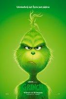 The Grinch - Polish Movie Poster (xs thumbnail)