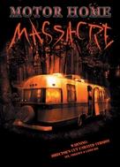 Motor Home Massacre - DVD cover (xs thumbnail)