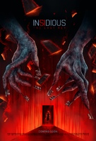 Insidious: The Last Key - Movie Poster (xs thumbnail)