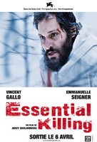 Essential Killing - French Movie Poster (xs thumbnail)