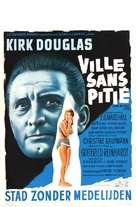 Town Without Pity - Belgian Movie Poster (xs thumbnail)