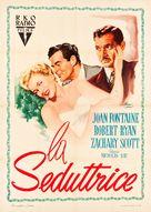 Born to Be Bad - Italian Movie Poster (xs thumbnail)