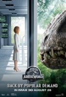 Jurassic World - Movie Poster (xs thumbnail)