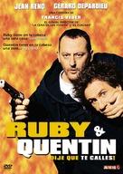 Tais-toi! - Argentinian DVD cover (xs thumbnail)