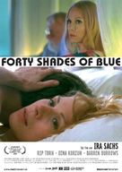 Forty Shades of Blue - Austrian Movie Poster (xs thumbnail)