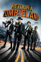 Zombieland: Double Tap - French Movie Cover (xs thumbnail)
