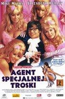 Austin Powers: International Man of Mystery - Polish Movie Poster (xs thumbnail)