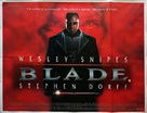 Blade - British Movie Poster (xs thumbnail)