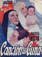 Cradle Song - Spanish poster (xs thumbnail)