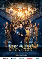 Night at the Museum: Secret of the Tomb - Slovak Movie Poster (xs thumbnail)