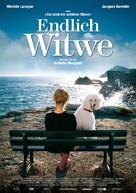 Enfin veuve - German Movie Poster (xs thumbnail)