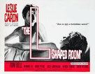 The L-Shaped Room - Movie Poster (xs thumbnail)