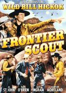 Frontier Scout - DVD cover (xs thumbnail)
