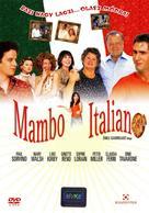 Mambo italiano - Hungarian Movie Cover (xs thumbnail)