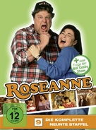 """Roseanne"" - German DVD cover (xs thumbnail)"