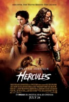 Hercules - Singaporean Movie Poster (xs thumbnail)
