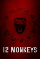 """12 Monkeys"" - Indonesian Movie Poster (xs thumbnail)"