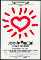 Jésus de Montréal - Canadian Movie Poster (xs thumbnail)