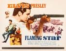 Flaming Star - Movie Poster (xs thumbnail)