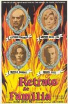 Retrato de familia - Spanish Movie Poster (xs thumbnail)