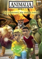 """Animalia"" - Czech DVD cover (xs thumbnail)"