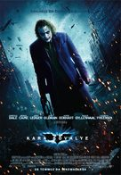 The Dark Knight - Turkish Movie Poster (xs thumbnail)
