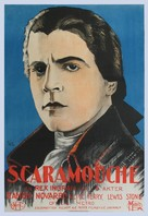 Scaramouche - Swedish Movie Poster (xs thumbnail)