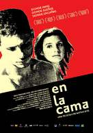 En la cama - Chilean Movie Poster (xs thumbnail)
