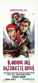The Brides of Fu Manchu - Italian Movie Poster (xs thumbnail)