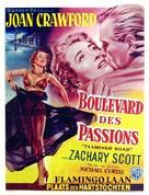 Flamingo Road - Belgian Movie Poster (xs thumbnail)