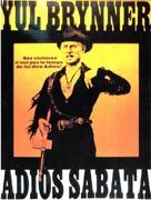 Indio Black, sai che ti dico: Sei un gran figlio di... - French poster (xs thumbnail)