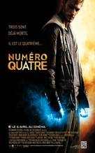 I Am Number Four - French Movie Poster (xs thumbnail)