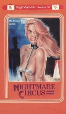 Nightmare Circus - Movie Cover (xs thumbnail)
