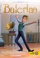 Ballerina - Hungarian Movie Poster (xs thumbnail)