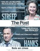 The Post - Mexican Movie Poster (xs thumbnail)
