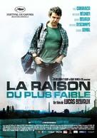 Raison du plus faible, La - Belgian Movie Poster (xs thumbnail)