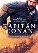 Capitaine Conan - Czech DVD cover (xs thumbnail)