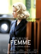 Pour une femme - French Movie Poster (xs thumbnail)